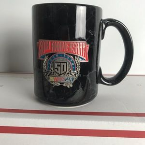 NASCAR 50th Anniversary Mug.